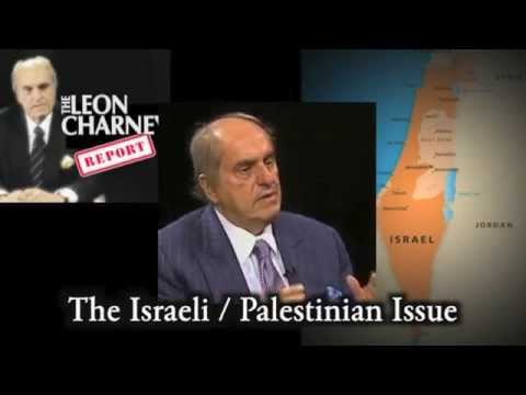 Israeli-Palestinian Peace Talk Special EP6 | Charney Report