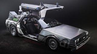 La verdadera historia del DeLorean DMC-12