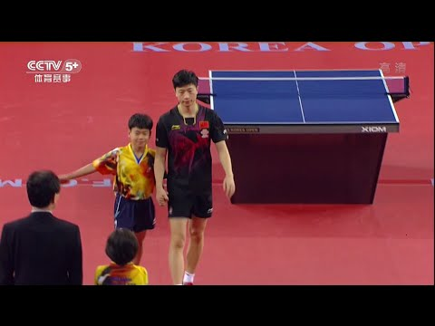 2016 Korea Open (MS-Final) MA Long - XU Xin [HD1080p] [Full Match/Chinese]