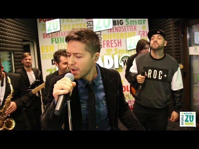 Jorge feat. CRBL - Nu ne potrivim (Live la Radio ZU)