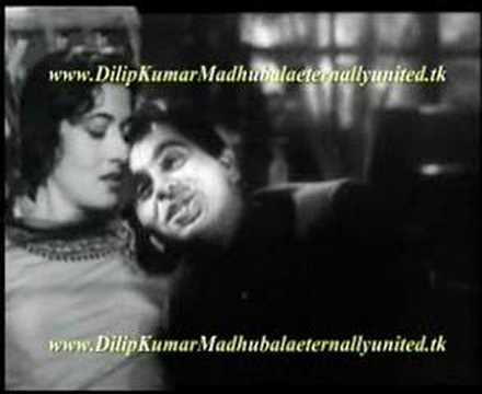 Madhubala and Dilip Kumar video