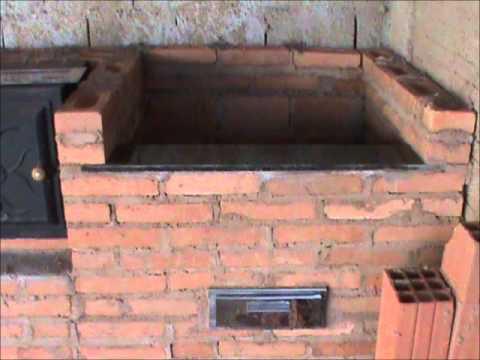 Projeto de churrasqueira de tijolinho