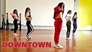 download musica Anitta & J Balvin - Downtown coreografía Hypnotic Dance