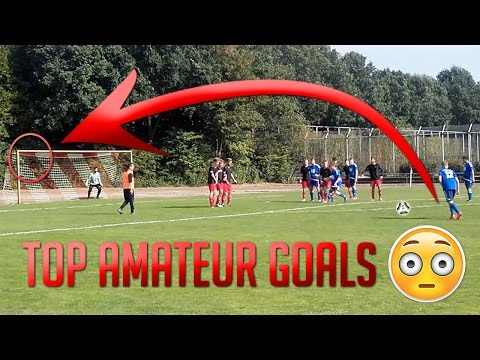 TOP 5 - BEST AMATEUR GOALS I WEEK #56 2016