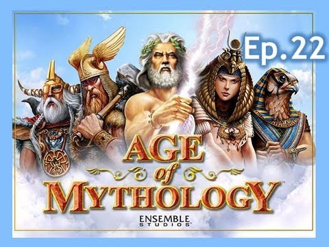 Age of Mythology - The Titans - Campanha AOM (Level 25) - Ep.22