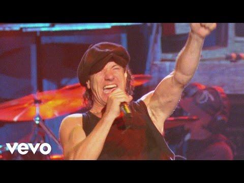 AC/DC - For Those About To Rock (We Salute You) (Live @ Plaza De Toros De Las Ventas, 1996)