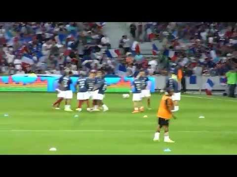 Paul Pogba ● Loïc Rémy ● Antoine Griezmann ● France vs Jamaïque 2014