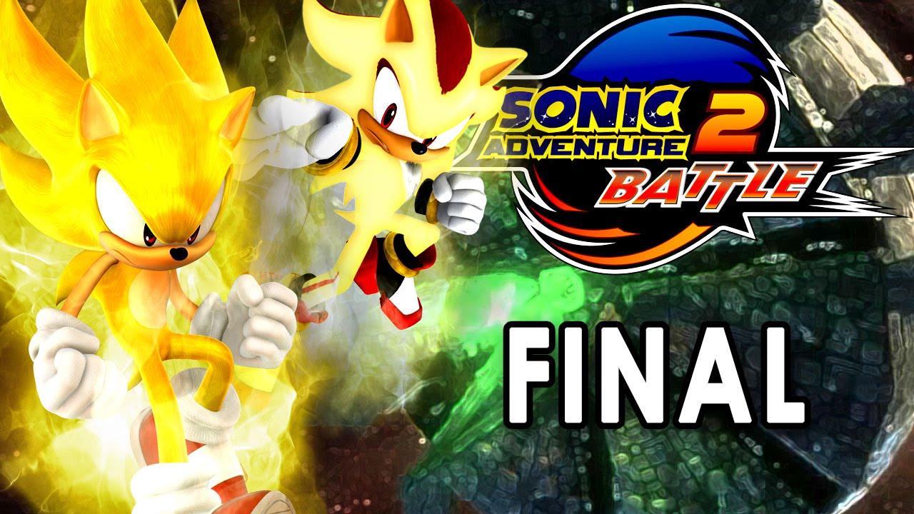 Sonic adventure 2 battle hd last story the true promisse adios shadow youtube - The last story hd ...