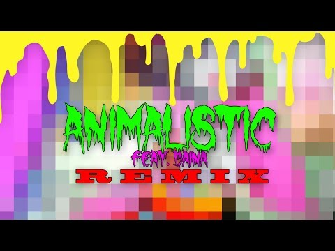 【Daina】Animalistic【Master Andross Remix】