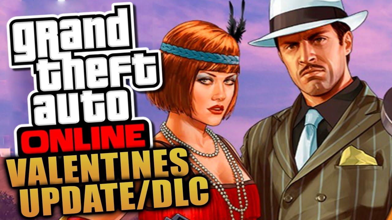 "GTA 5 Online - 2015 ""VALENTINES DAY"" Update/DLC Returning? - GTA 5 ..."