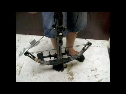Crossbow Review - Armex Tomcat 80lb Pistol