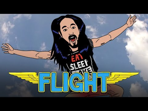FLIGHT (Official Audio) - Steve Aoki & R3HAB