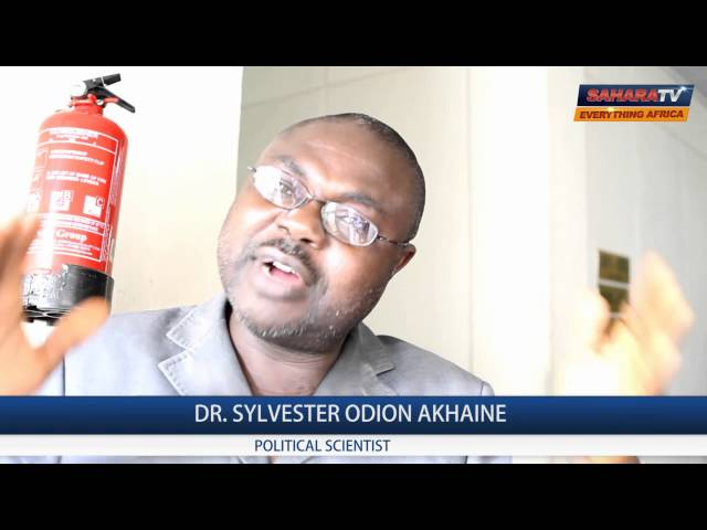"""Cash-For-Arm Deal Is Fraudulent"" - Dr. Sylvester Odion Akhaine"