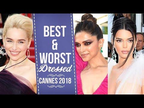 Deepika Padukone, Kristen Stewart, Kendall Jenner: Best and Worst Dressed at Cannes 2018 thumbnail