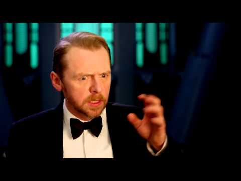 Mission Impossible 5: Rogue Nation Official Interview - Simon Pegg