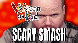 "Joss Whedon Fights a One-Eyed Monster in ""Scary Smash"" - Written By A Kid Ep. 1"