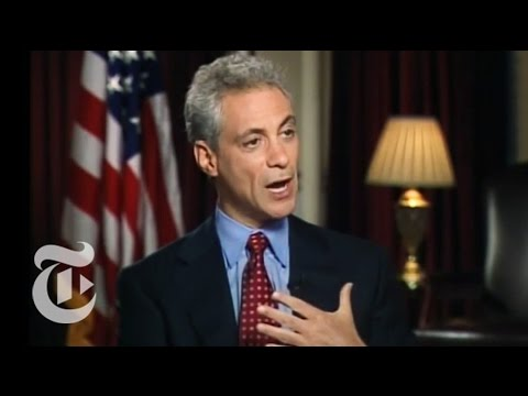 National: John Harwood Interviews Rahm Emanuel