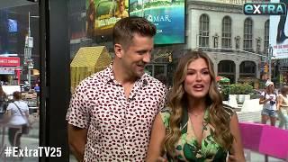 'Bachelorette' Couple JoJo Fletcher & Jordan Rodgers Dish on Wedding Plans