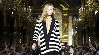 Balmain | Spring Summer 2018 Full Fashion Show | Exclusive