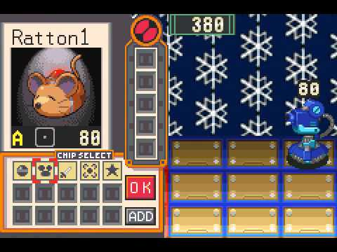 Megaman Battle Network - Megaman Battle Network BLIND (04) - User video