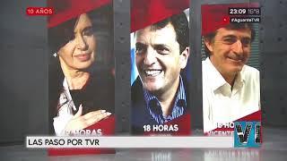 TVR 10 de agosto de 2017