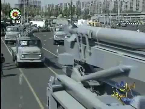 IRAN ARMY HIGHTEC MISSILE DEFENSE INDUSTRY