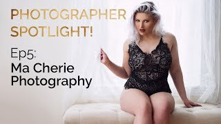 Photographer Spotlight Ep 5: Instagram Secrets, Booking in a Conservative market and Perfectionism