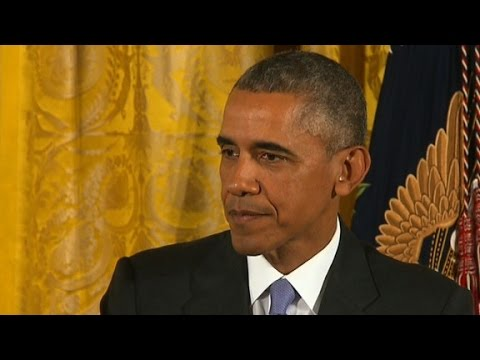 Obama comments on Bill Cosby
