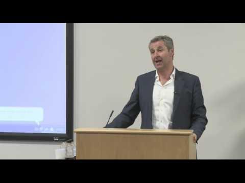 Mark Austin, News Anchor, ITV