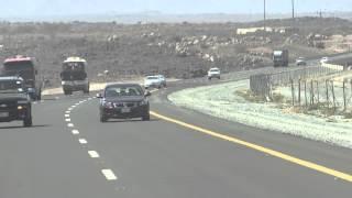 Roads towards Makkha to Medina  27 March 2013 Saudia Arabia.