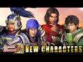 Dynasty Warriors 9 adds Cao Ren, Jia Xu, Lu Meng and Xu Shu + New HQ Screenshots & Scans | 真・三國無双8