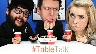 Dino-Taste and PhillyD Theme Park on #TableTalk!