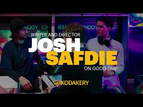 "Writer And Director Josh Safdie On ""Good Time"""
