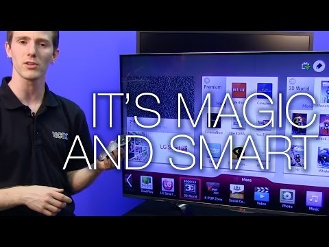 LG LA7400 Smart TV. NFC Sharing. Magic Remote Showcase NCIX Tech Tips
