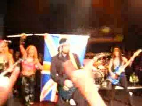Iron Maidens+Phil Campbell play