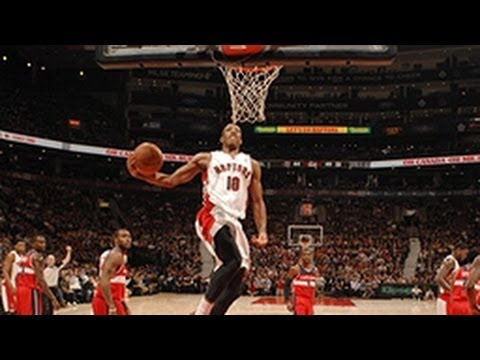 Top 10 Dunks: February 2013