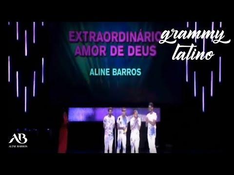Aline Barros ganha Grammy Latino 2011