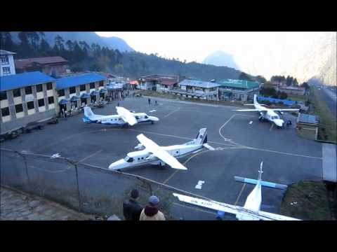 Why Lukla, Nepal is the World's most dangerous airport