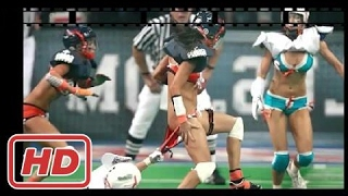 top Sexy Women American Football Fails CRAZY VIDEOS  Female Sexy Football