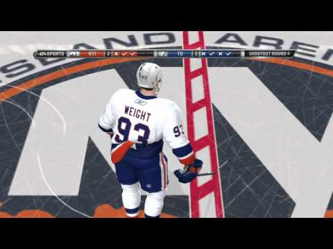 NHL 11: Shootout Commentary Ep. 10