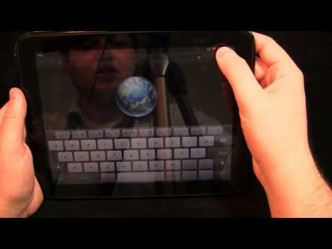 HP TouchPad Review Part 1