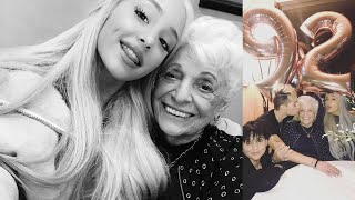 Happy 92nd Birthday Nonna! | Ariana Grande Snapchat Vlogs
