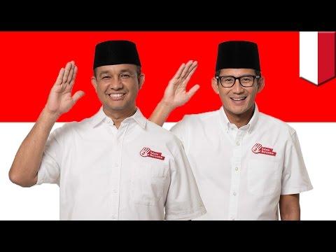 Pilkada DKI: Anies Sandi, pemimpin baru DKI Jakarta periode 2017-2022 - TomoNews