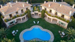Villa Videography @ Ekali, Greece - With Aputure 300d Lights