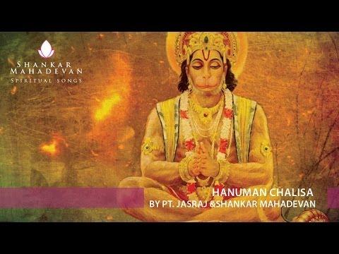Hanuman Chalisa By Pandit Jasraj & Shankar Mahadevan video