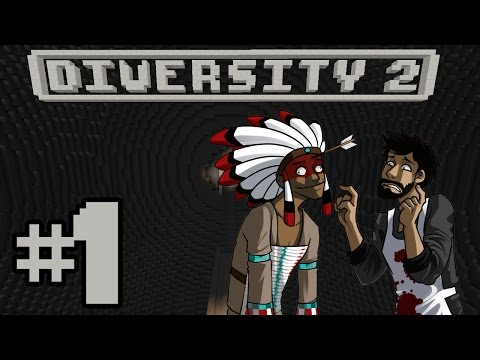 Let's Do It Again! (Minecraft Diversty 2 - Episode 1)