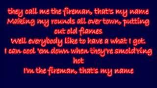 Watch George Strait The Fireman video