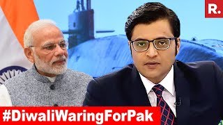 India In Nuke Super League   The Debate With Arnab Goswami