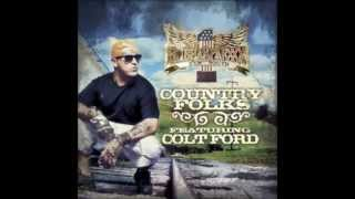 Bubba Sparxxx - Country Folks ft. Colt Ford
