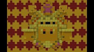 Jojo Bizarre Adventure Part 5 Opening in Minecraft